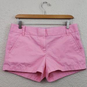 "J.Crew Chino 3"" Shorts size 6"